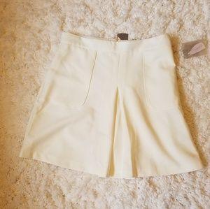 Winter White Skirt